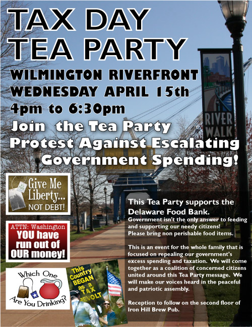 2009 Tax Day Tea Party